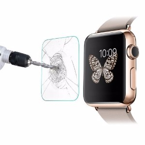 0.2mm Tempered Glass Screen Protector for the Apple Watch
