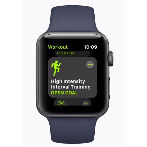 Apple's GymKit