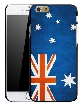 Australian Flag Hard iPhone 6 & 6S Case