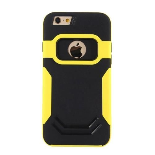 Black and Yellow Robust Armor iPhone 6 & 6S Case