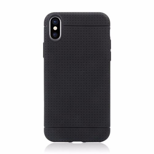 Black Honeycomb iPhone 8 Case