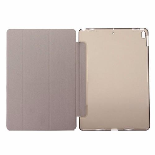Black Leather Silk Texture iPad Pro 10.5-inch Case