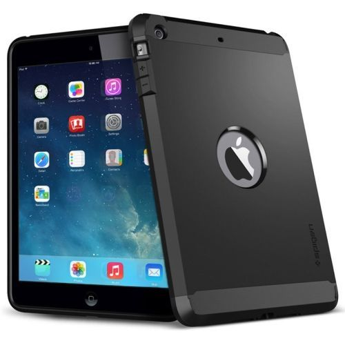Black Armor iPad mini 1/2/3 Case
