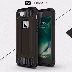 Black Tough Armor iPhone 8 & 7 Case