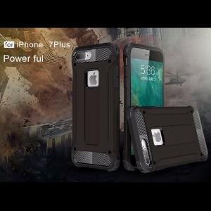 Black Tough Armor iPhone 8 PLUS & 7 PLUS Case