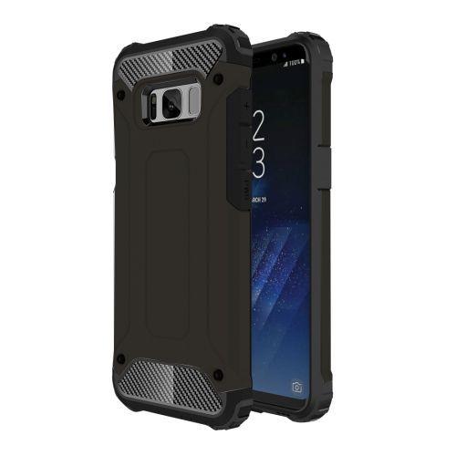 Black Tough Armor Samsung Galaxy S8 Case