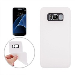 Classic White Smooth Samsung Galaxy S8 PLUS Case