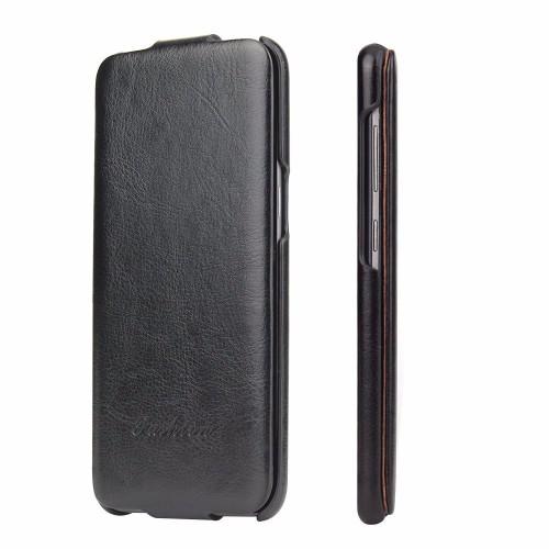 Fashion Black Vertical Flip Leather Samsung Galaxy S8 PLUS Case