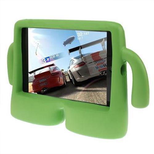 Green Free-standing Kid Friendly Foam iPad Mini 1, 2, 3 Case