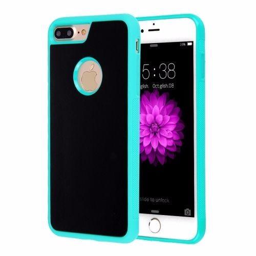 Green Stick-on iPhone 7 PLUS Case