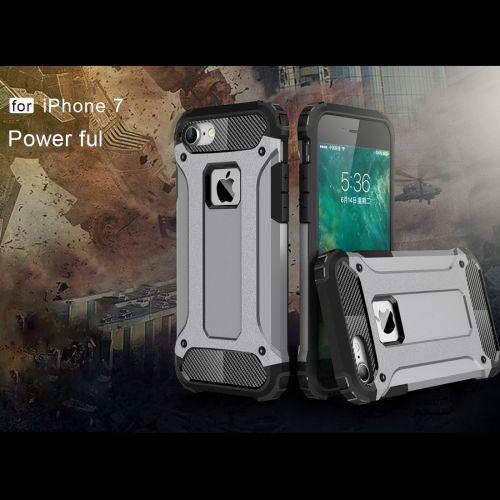 Grey Tough Armor iPhone 7 Case