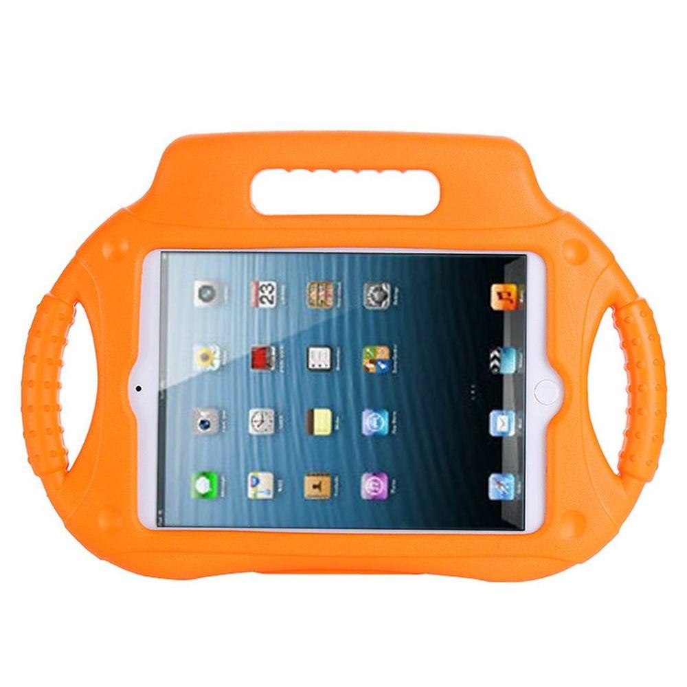 Orange Drop-resistant Handheld Kid Friendly Foam iPad Mini 1, 2, 3 Case