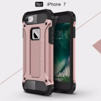Rose Gold Tough Armor iPhone 7 Case