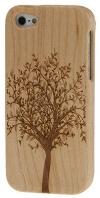 Tree of Life Wooden iPhone 5, 5S & SE Case