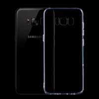 Ultra-thin Transparent TPU Protective Samsung Galaxy S8 Case