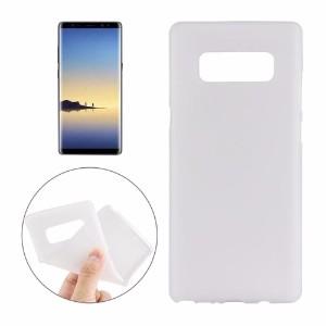 White Samsung Galaxy Note 8 Back Case